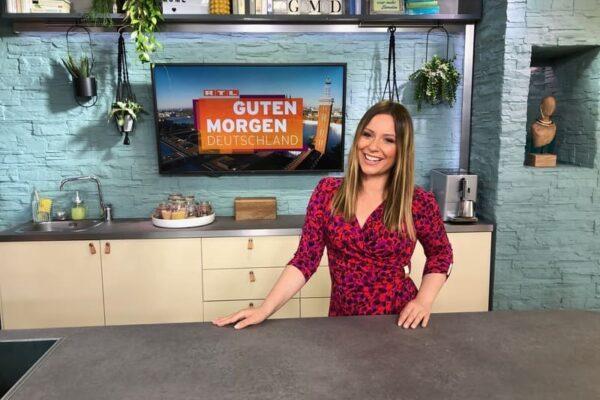 RTL Moderatorin Guten Morgen Deutschland Saskia Naumann