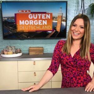 RTL Moderatorin Guten Morgen Deutschland Saskia Naumann Köln