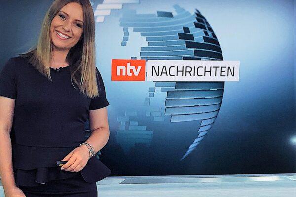 Moderatorin Digtalisierung Eventmoderatorin Saskia Naumann ntv RTL