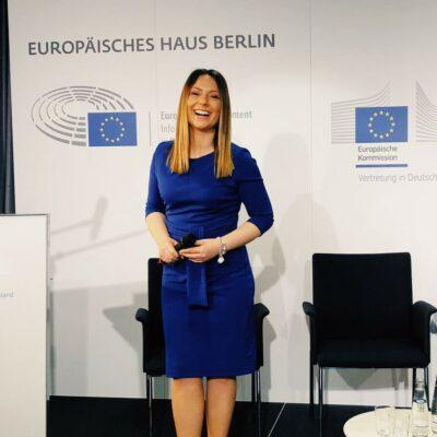 Moderation Europäische Kommission