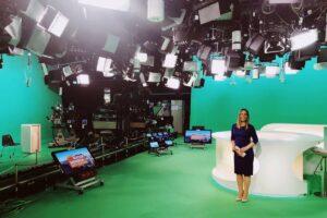 Live Moderationen für Fernsehen & Messen