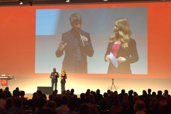 Moderation Digitalisierung mit Saskia Naumann