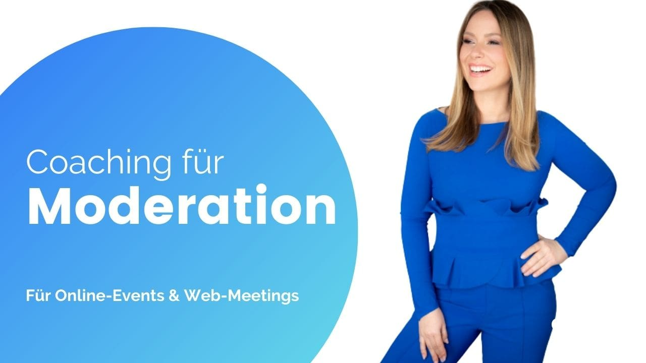 Moderationstraining für Online-Meetings